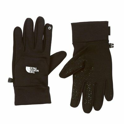 The North Face Etip Unisex Outdoor Gloves TNF Black Large