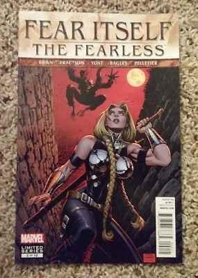Marvel: Fear Itself The Fearless Limited Series 2 of 12