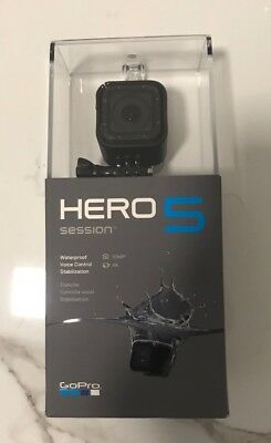Brand New!!! GoPro HERO5 Session Action Camera