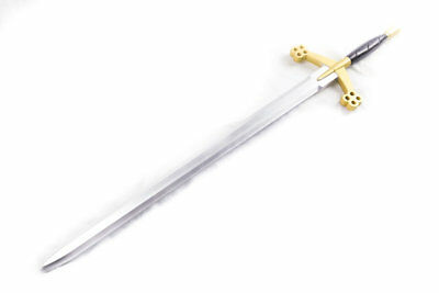 Scottish Claymore Foam Sword Cosplay LARP
