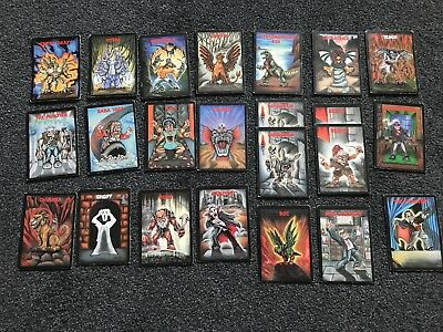 Monster In My Pocket - 23 cards (Topps - 1991)