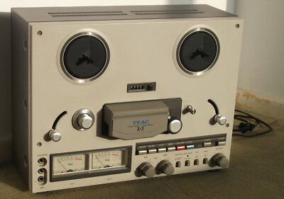 TEAC X-3 Reel to Reel Tape Deck Player Recorder (Collection from Lymington SO41)