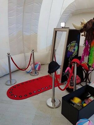 magic mirror photo booth for sale