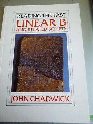 Reading the past Linear B