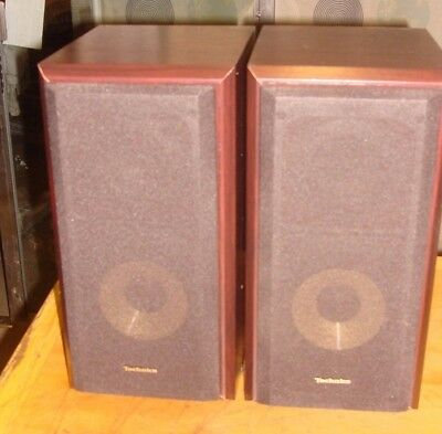 Technics Wood Effect Speakers  [ Sb-Hd350]  Simple Be