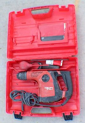 HILTI TE 30-C AVR Corded Electric Rotary Hammer Drill in Case