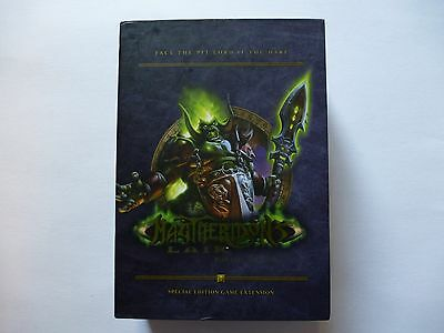 World of Warcraft Trading Card Game Magtheridons Lair Raid Deck Special Edition