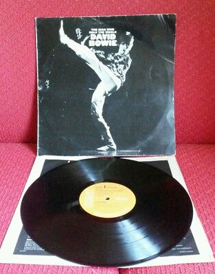 David Bowie Vinyl Lp The Man Who Sold The World