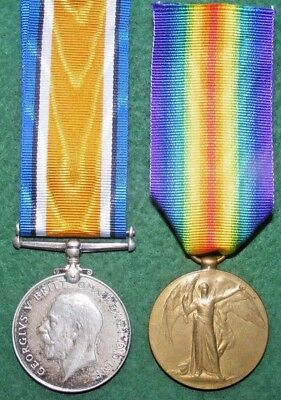 Original WW1 BWM & Victory Medal Pair - Thomas Walker - R Lanc R + MIC, SWB Roll