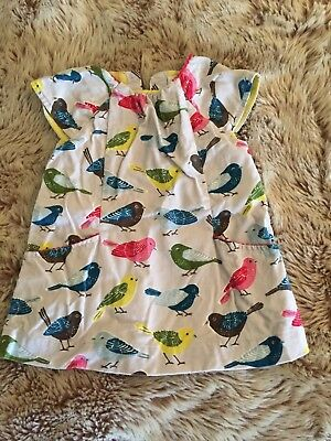 baby boden babycord pinafore dress 3-6months
