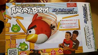 angrybirds remote controlled
