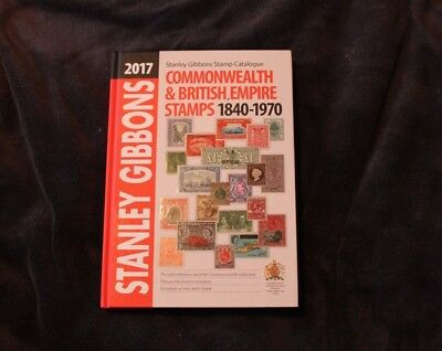 Stanley Gibbons 2017 Commonwealth & Empire Stamp Catalogue 1840-1970