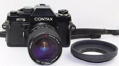 Contax RTS + 28-85mm