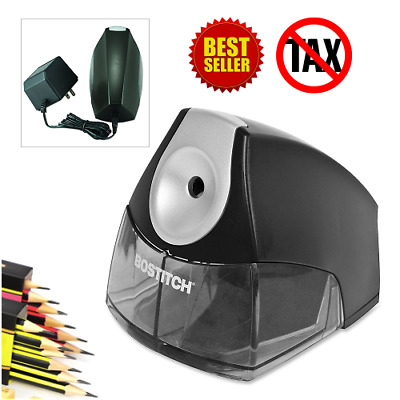 ELECTRIC PENCIL SHARPENER Heavy Duty Durable Automatic for Office Classroom Home