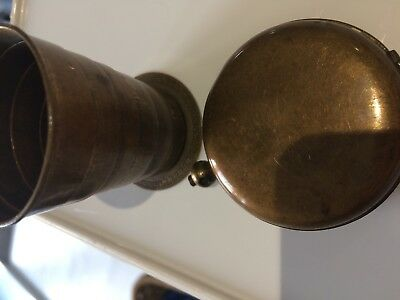 Old Stirrup Cup Collapsable into cover