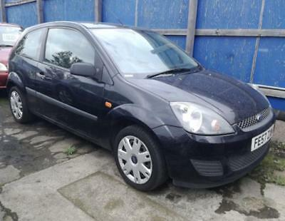 2007 Ford Fiesta Style Climate 1.2 Petrol Long Mot **requires Tlc** 3Dr