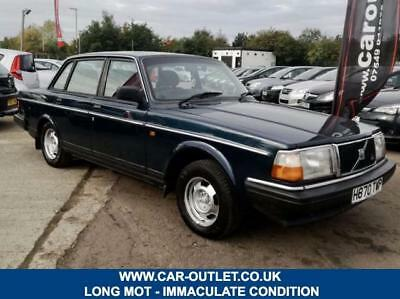 1991 Volvo 240 Gl 2.0 Petrol 4Dr 111 Bhp ** Very Clean Classic Car **