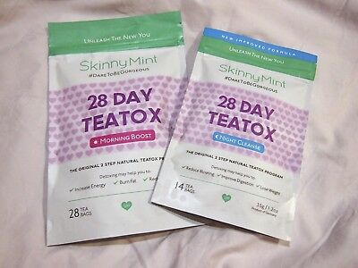 Skinnymint 28 day Ultimate Teatox