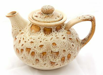 Fosters Pottery Honeycomb teapot
