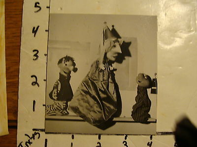 Vintage Puppet Marionette  Photo: QUEEN AND WORMS i think