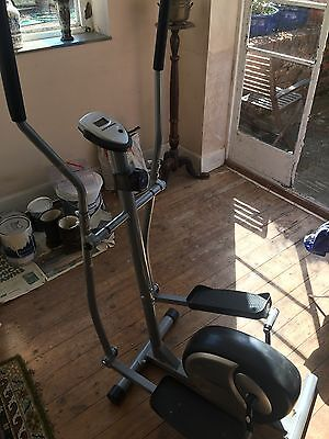 Stepper 'One Body'  Excercise Machine with digital monitor Superb condition