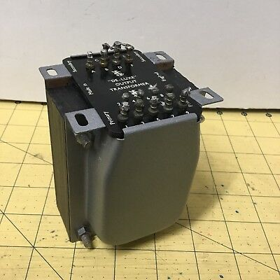 Radio Spares Deluxe Output Transformer suitable for Marshall JTM 45