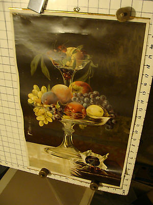 1894 FLEISCHMANN & co. Compressed Yeast FRUIT poster #38