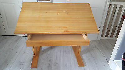 Architect's drawing table board