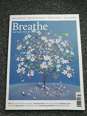 Breathe Magazine No.4 Number Four Complete Mindfulness  Wellbeing