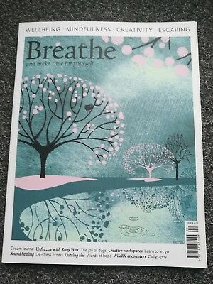 Breathe Magazine No.5 Number Five Complete Mindfulness  Wellbeing