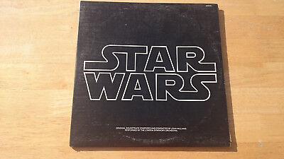 Star Wars (The Original Soundtrack From The 20th Century-Fox Film) 2 X Vinyls