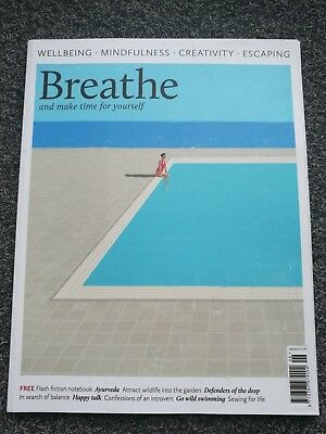 Breathe Magazine No.6 Number Six Complete Mindfulness  Wellbeing