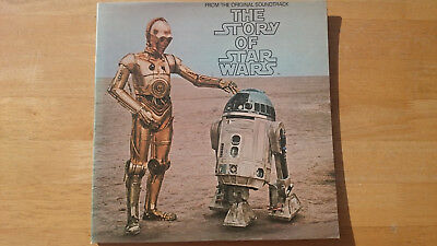 The Story of Star Wars,20th Century Fox, 1977,  Soundtrack