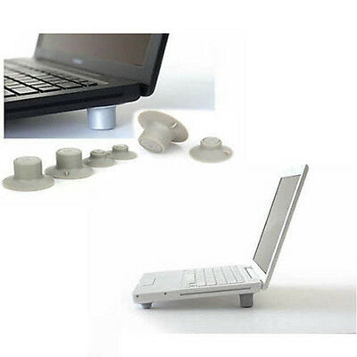 2Small 2Big Anti-slip Plastic Cooling Pad Cooler Stand for Laptop Notebook FGUK
