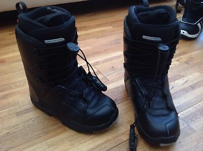 Salomon F20 Snowboarding Boots, Size 8, Really Good Cond!