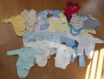boys premature baby clothes ranging from 3lb to 6lb
