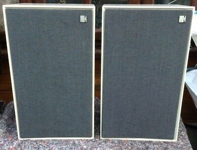 KEF Chorale Type SP1016  Speakers. T27/ ls35a/ rogers/ spendors/bbc