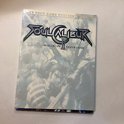 SoulCalibur II Limited Edition Fighters Guide