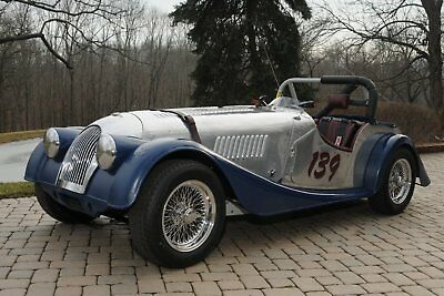 1962 Morgan Plus Four  Morgan +4 Race Car