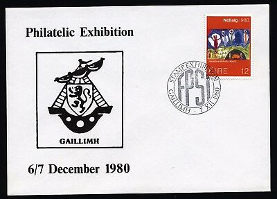 Ireland (1980) – Fpsi Stamp Exhibition Galway