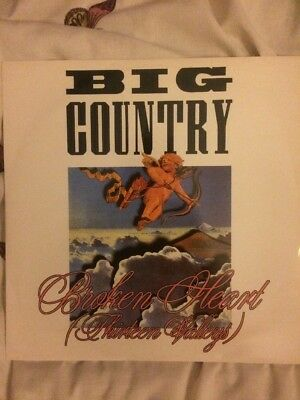 Big Country Broken Heart(thirteen Valleys)12""