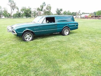 1961 Ford Falcon Sedan Delivery 1961 Ford Falcon Sedan Delivery Gasser Hot Rod