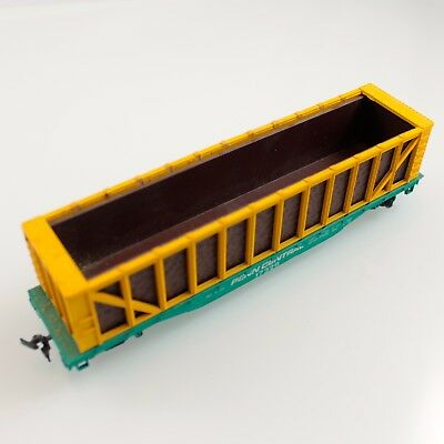 Electric Train from my grand father collection, plastic toy train