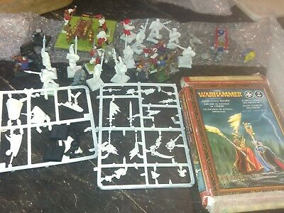 Warhammer / Age of Sigmar / 9th Age -> Empire Army Collection w/h Wizards