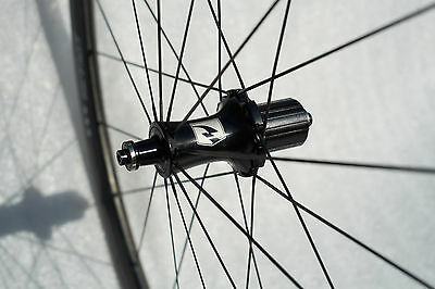 REYNOLDS ATTACK Carbon Clincher Rear Wheel Tubeless Ready 700C 11S HG