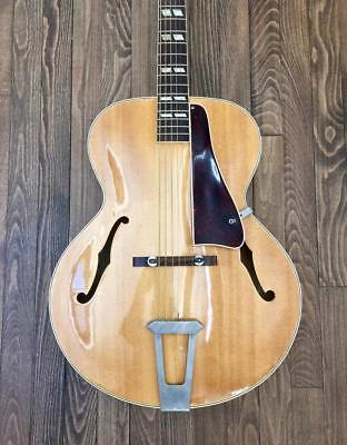 1952 Gibson L-4N Archtop Guitar