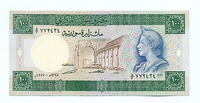 Syria  ( 100 Pounds ) 1977