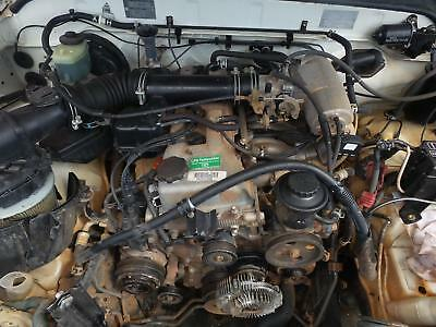 Toyota Hilux Engine Petrol 2.7 3Rz T/c Efi (Coil Pack) 2Wd 09/97-03/05