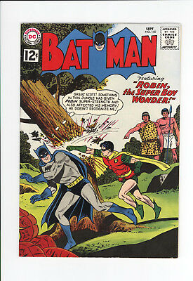 Batman #150 - Unrestored Beautiful High Grade Vf 8.0 - Batwoman! 1962