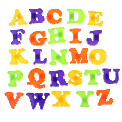 Fashion Fridge Magnet Baby Child Toy A-Z Educational Alphabet 26 Letters Hot